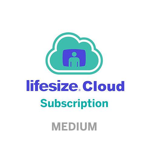Lifesize 中型賬戶