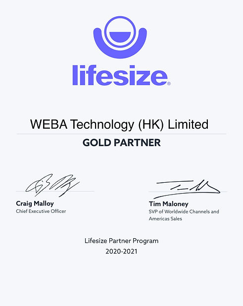 WEBA Gold Partner_Partner Certificates_2