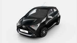 Toyota Aygo (Black)