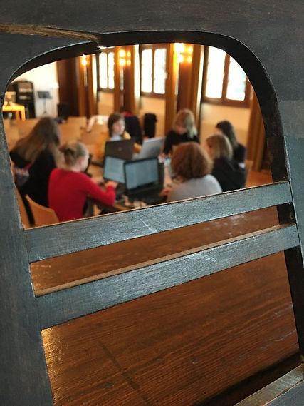 Workshop Poetry Slam Vorarlberg Allgäu BG Gallus Bregenz