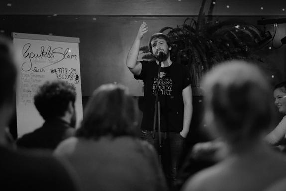 Poetry Slam Oberstaufen