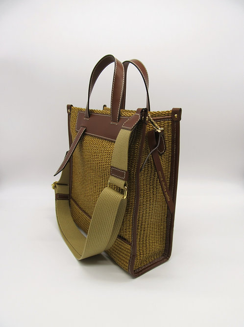 borsa toto piccola , color(CAMEL)