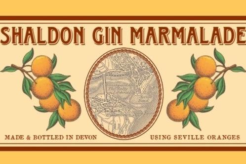 Shaldon Gin Marmalade
