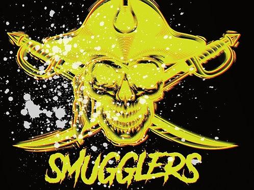 Smugglers Shaldon Golden Rum 20cl Small