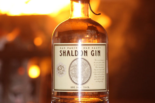 Old Salty Shaldon Gin 70cl Large Bottle