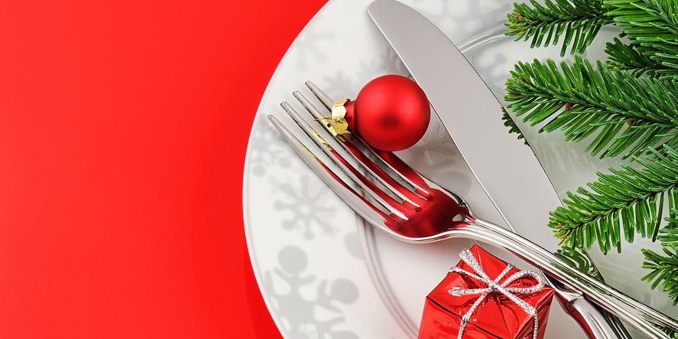Pre-Show Christmas Show Dinner 5-6:15pm