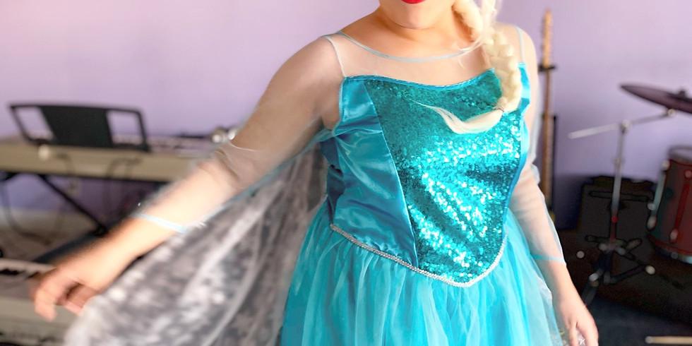 Princess Party $5 per Princess
