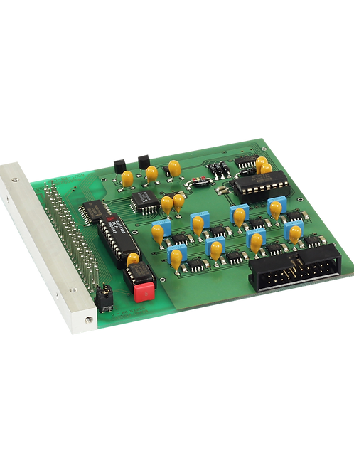 TYPE D, 8 Channel Analog Output Board