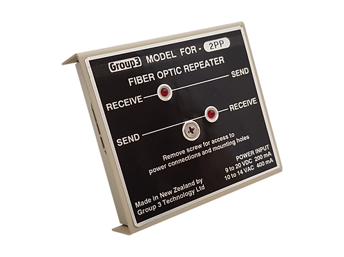 FOR - Fibre Optic Repeater