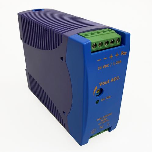 PS24D15 - DIN Rail Power Supply