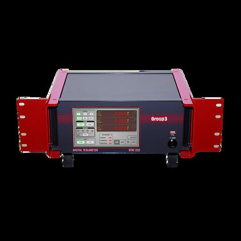 DTM-333 Digital Teslameter , 3-Axis, 3-Channel