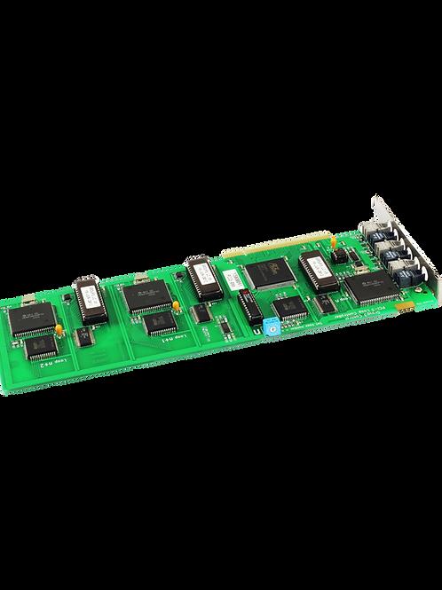 LC3-PCI , Loop Controller, 3-Channel, plastic fibre optics