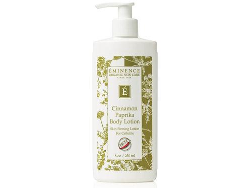 Eminence Organics Cinnamon Paprika Body Lotion