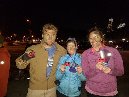 Tapering for Your Big Rucking Event