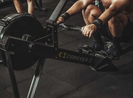 RAMPing Up for Lifting Weights - How to Warm Up
