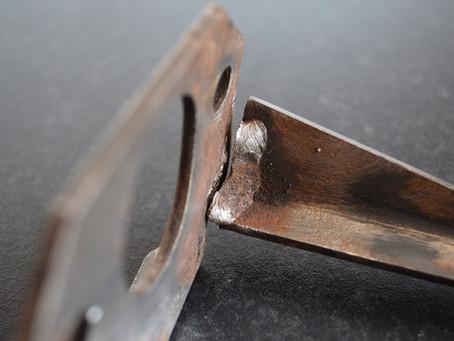 Fractured Welding
