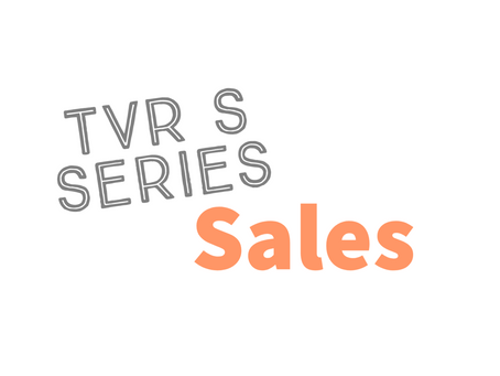 Past and Present TVR S Series Cars For Sale