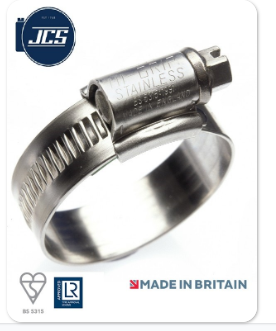 British Made Automotive & Marine Clamps