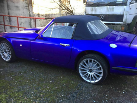 TVR S1 Convertible on eBay