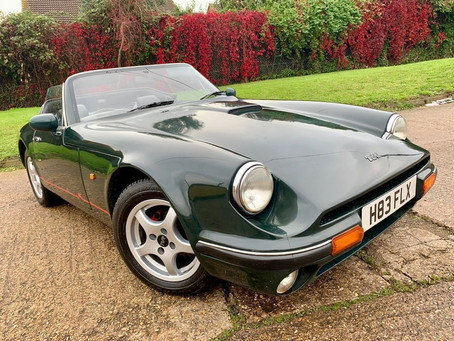1989 TVR S3 2.9L V6 For Sale