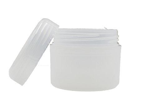 3 pots de 50 ml pour crèmes et cosmétiques