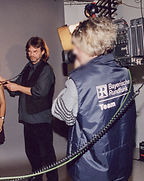 Fernsehdreh Bayerischer Rundfunk dreht im Fotostudio Keetz