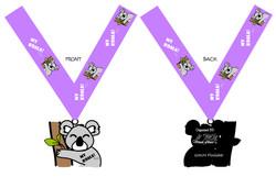 MyKoala! Run Medal