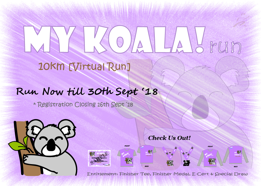 MyKoala! run