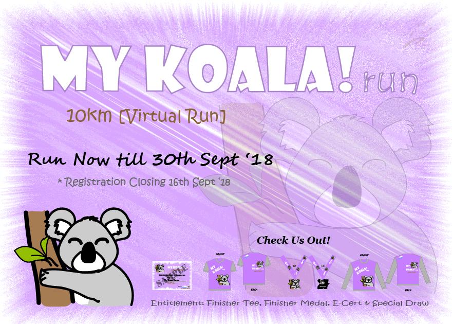 MyKoala! run