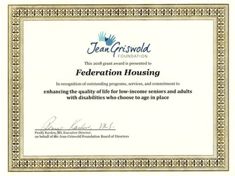 Jean Griswold Foundation