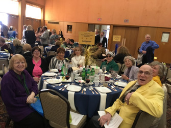 Passover Seder hosted by Golden Slipper