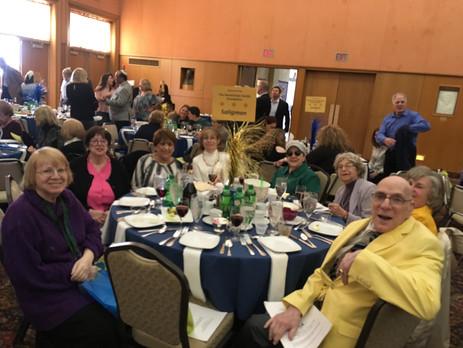 Passover Seder hosted by Golden Slipper