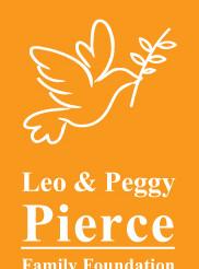 Leo & Peggy Pierce Family Foundation Donation