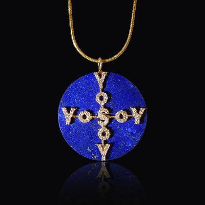 Golden Yosoy Cross