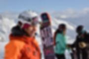 Female Guide, Atomic Skis, Craig McGee.j