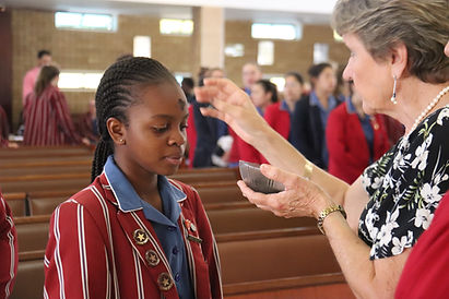 Holy Rosary School/Religion