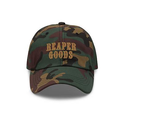 REAPER GOODS logo hat