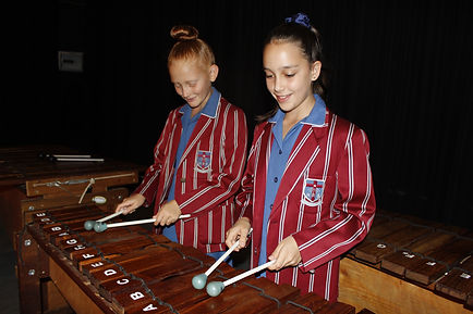 Holy Rosary School/Music
