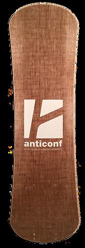 Anticonf Green Freeboard
