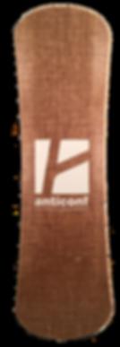 Anticonf 2K17 Signature Freeboard