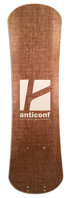 Anticonf 2K17 Signature Freeboard