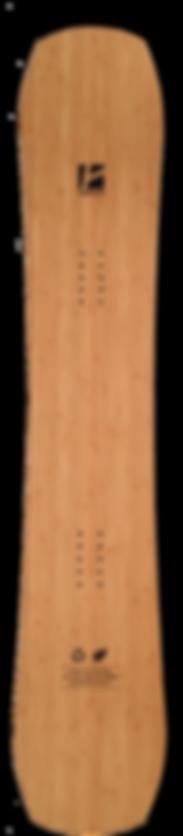 Anticonf Green Snowboard