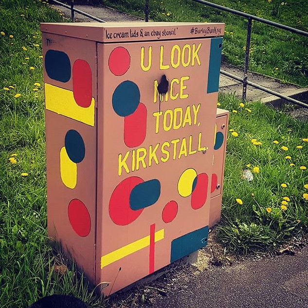 You look nice Kirkstall
