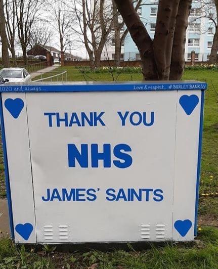 James' Saints