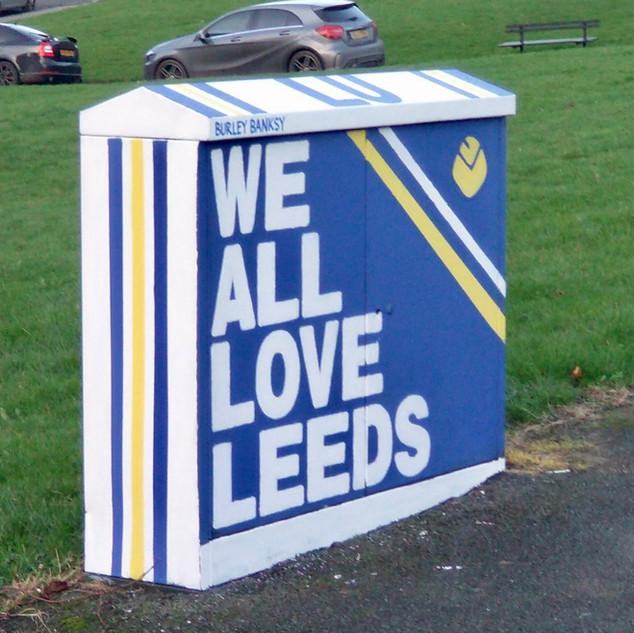 We all love Leeds