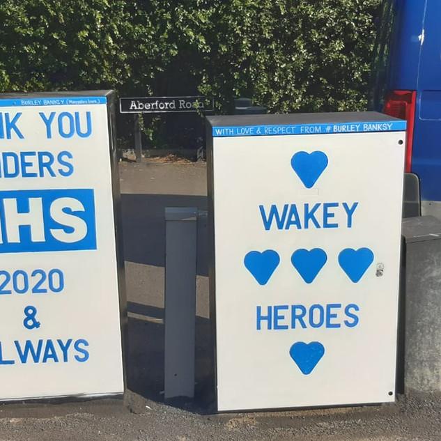 Wakey Heroes