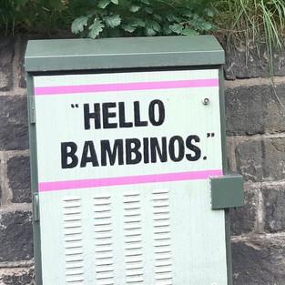 Hello Bambinos