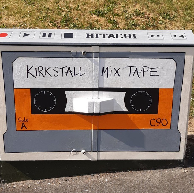 Kirkstall Mix Tape