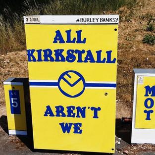 All Kirkstall Aren't We