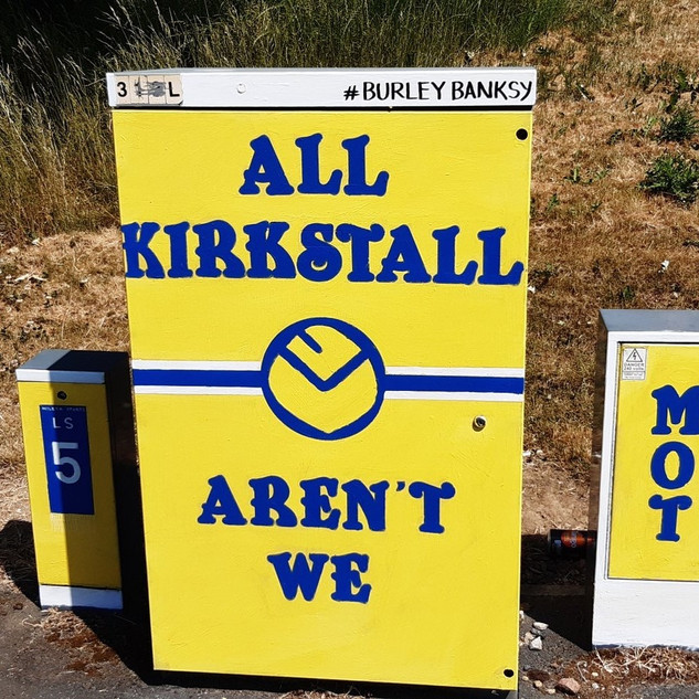 All Kirkstall Aren't We